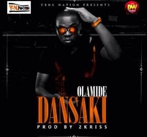 Olamide - Dansaki (Prod by 2Kriss)